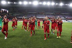 Lịch thi đấu vòng 1/8 Asian Cup 2019: Việt Nam đá tiếp khi nào?