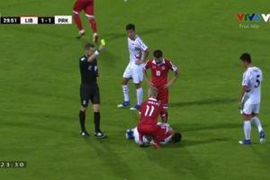 Tình huống khiến Lebanon mất vé dự vòng 1/8 Asian Cup vào tay Việt Nam