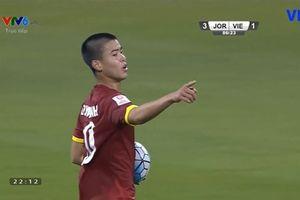 Xem lại trận thảm bại của Công Phượng và U23 Việt Nam trước U23 Jordan