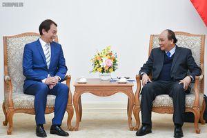 Thủ tướng mong muốn hợp tác mạnh mẽ với Singapore về đổi mới sáng tạo