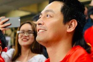 ASIAN CUP 2019: MC Phan Anh suýt bị 'trục xuất' khỏi sân vận động khi cổ vũ Việt Nam
