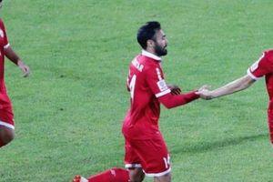 ĐT Lebanon đã nhận 6 hay 7 thẻ vàng tại Asian Cup 2019?