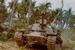 Xe tăng Mỹ 'phế' như thế nào khi tham chiến ở Việt Nam?