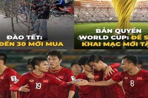 Đội tuyển Việt Nam 'giật' vé vớt hồi hộp như chiều 30 Tết