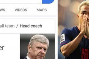 HLV Arsene Wenger dẫn dắt ĐT Thái Lan?