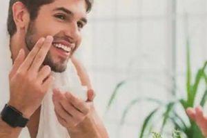 3 bước dưỡng da cực đơn giản cần với mọi đàn ông