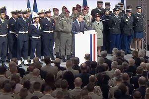 Pháp duy trì hiện diện quân sự tại Trung Đông năm 2019