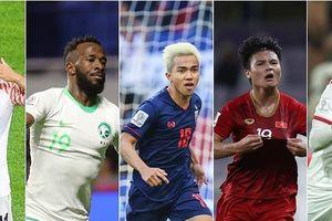Pha sút phạt 'thần sầu' của Quang Hải lọt vào tốp 10 bàn thắng đẹp nhất vòng bảng