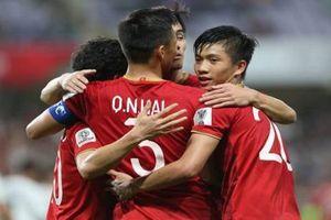 Vào vòng 1/8, đội tuyển Việt Nam gặp nhánh đấu 'tử thần'