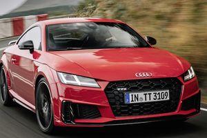 Audi ra mắt TTS phiên bản đặc biệt Competition cho năm 2019