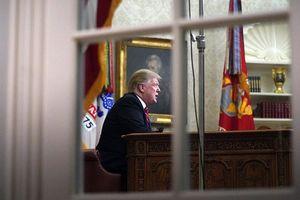 Tổng thống Trump hủy chuyến đi của đoàn đại biểu Mỹ tới Davos