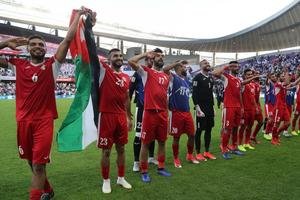 Jordan - đội tuyển 'Ngựa ô' vùng Tây Á mạnh tới cỡ nào?