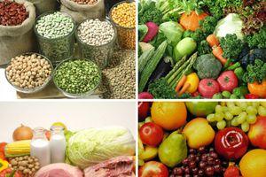 Bài 2: Chế độ ăn uống thế nào là lành mạnh?