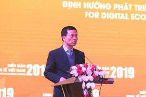 Định hướng phát triển nền kinh tế số thành động lực tăng trưởng mới của Việt Nam
