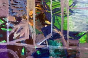 Vũ Bích Thủy với thế giới nghệ thuật 'Bên ngoài cửa sổ'