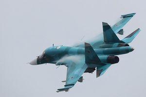 Nga: Su-34 va chạm ở Viễn Đông, 1 chiếc rơi xuống biển