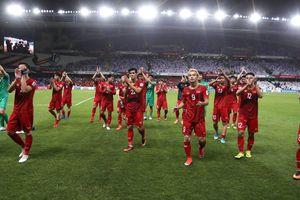 Vào vòng 1/8 nhờ chỉ số fair-play, Việt Nam đụng Jordan