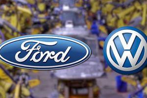 Volkswagen và Ford Motor bắt tay lập liên minh sản xuất ô tô toàn cầu