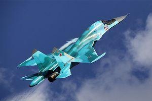 Hai tiêm kích Su-34 của Nga rơi ở Viễn Đông