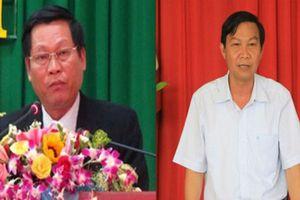 Kỷ luật Chủ tịch và Phó Chủ tịch tỉnh Đắk Nông
