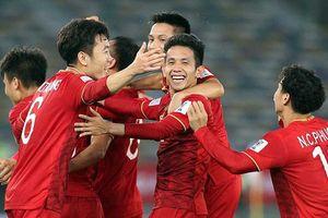 Thông tin mới nhất về lịch thi đấu tuyển Việt Nam ở vòng 1/8 Asian Cup 2019