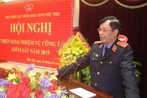 VKSND tỉnh Phú Thọ triển khai công tác năm 2019