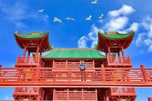 Thăm ngôi chùa bước ra từ cổ tích, lên ảnh lung linh như đang ở Nhật Bản