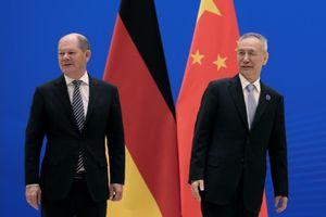 Đức đạt thỏa thuận kinh tế với Trung Quốc