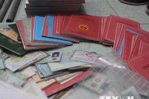 Công an Đồng Nai tạm giữ tám đối tượng hoạt động tín dụng đen