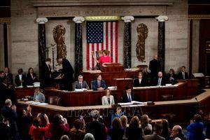 Hạ viện Mỹ bỏ phiếu duy trì trừng phạt Nga