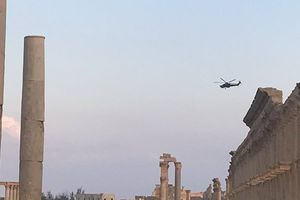 Tình hình Syria: Quân Chính phủ diệt nhóm khủng bố tìm cách tiếp cận Palmyra