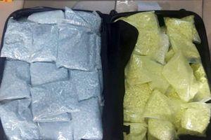 Phá đường dây vận chuyển ma túy 'khủng' từ Campuchia về TP.HCM