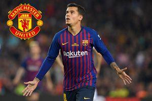 CHUYỂN NHƯỢNG (18/1): Barca 'bật đèn xanh' cho M.U mua Coutinho, Arsenal sắp có tân binh