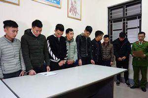 Nghệ An: Bắt nhóm thanh niên lừa đảo bằng hình thức… bán số đề qua mạng
