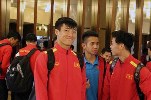 Việt Nam rạng rỡ đến Dubai, tự tin đánh bại Jordan