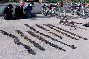 Đặc nhiệm Syria diệt 1 nhóm khủng bố IS trên sa mạc Palmyra