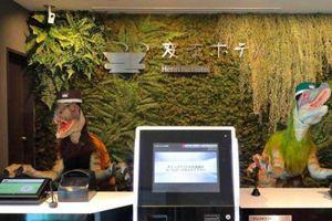 Khách sạn Nhật loại bỏ hàng loạt robot