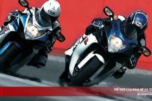 Suzuki chính thức khai tử GSX R750, GSX R600