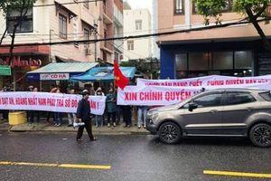 Đà Nẵng: Người dân đi 'đòi' quyền lợi đất mua