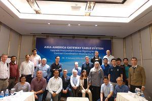 Cáp quang biển AAG sẽ được nâng cấp theo công nghệ mới
