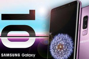 Lộ ảnh Samsung Galaxy S10+ với lỗ hổng lớn trên màn hình