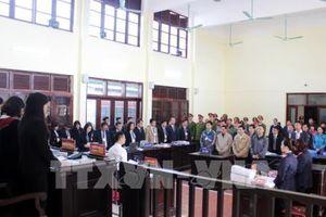 Tiếp tục xét xử vụ sự cố y khoa tại Bệnh viện đa khoa tỉnh Hòa Bình