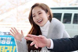 Park Min Young đọ sắc với Blackpink tại sân bay, phản ứng khác biệt giữa diễn viên và idol trước ống kính