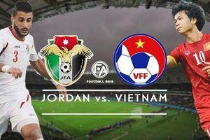 Lịch sử đối đầu: Đội tuyển Việt Nam chưa bao giờ thua Jordan