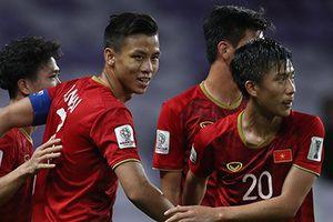Báo chí Jordan cảnh báo đội nhà trước trận gặp Việt Nam ở vòng 1/8