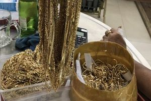 Bất ngờ vụ bán 230 lượng vàng ở Quảng Nam: Nhân viên trộm 6 năm, chủ không hay biết