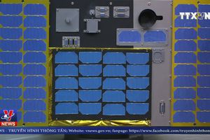 Phóng thành công vệ tinh MicroDragon