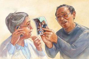 6 cách phòng ngừa bệnh Alzheimer gây mất trí nhớ ở người lớn tuổi