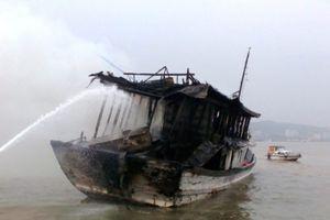 Hàn Quốc: Cháy tàu đánh cá khiến 1 thuyền viên người Việt Nam thiệt mạng