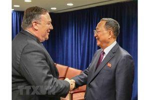 Ngoại trưởng Mỹ sẽ gặp người đồng cấp Triều Tiên vào cuối ngày 18-1